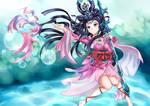 [Art Request] Janna Sacred Sword