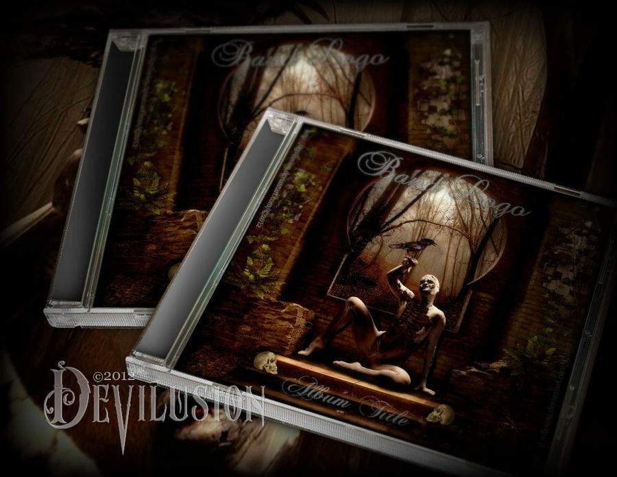 cover art: 8:4 ''Jewel-cases'' by D3vilusion