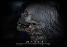 Up From The Grave by D3vilusion