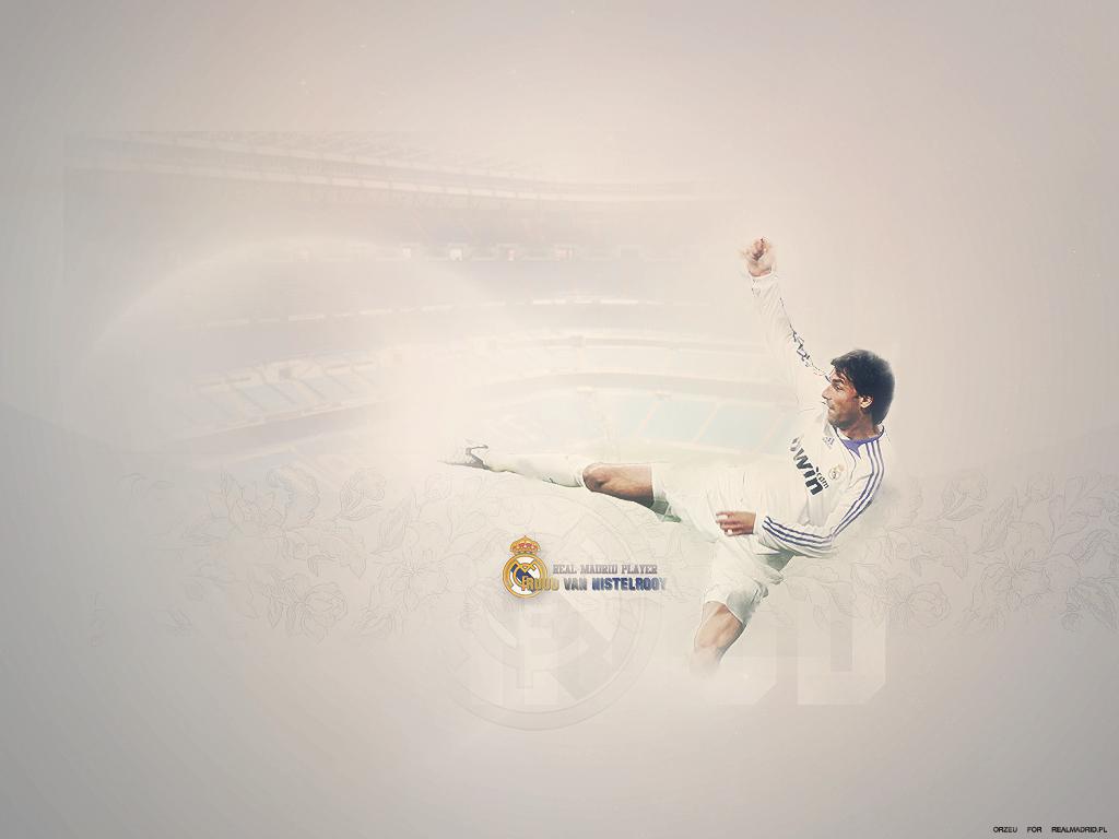 Ruud Van Nistelrooy by Orzeu