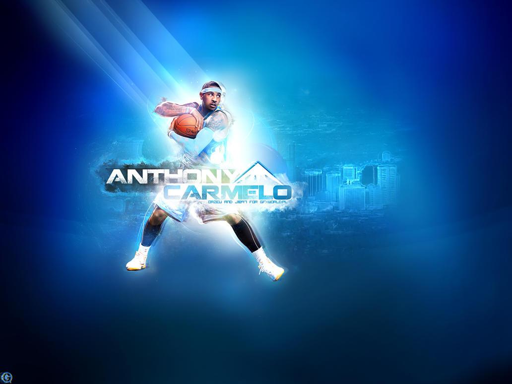 Anthony Carmelo by Orzeu