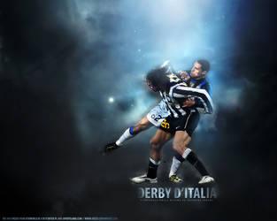 Derby D'Italia by Orzeu
