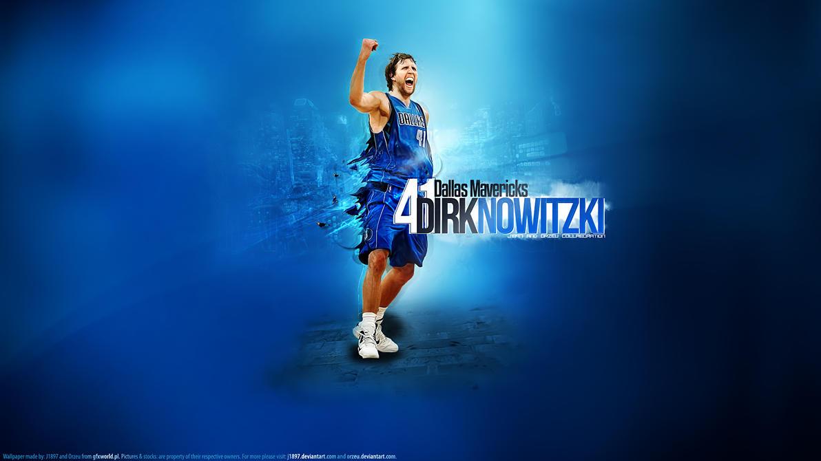 dirk nowitzki with j1897 by orzeu on deviantart