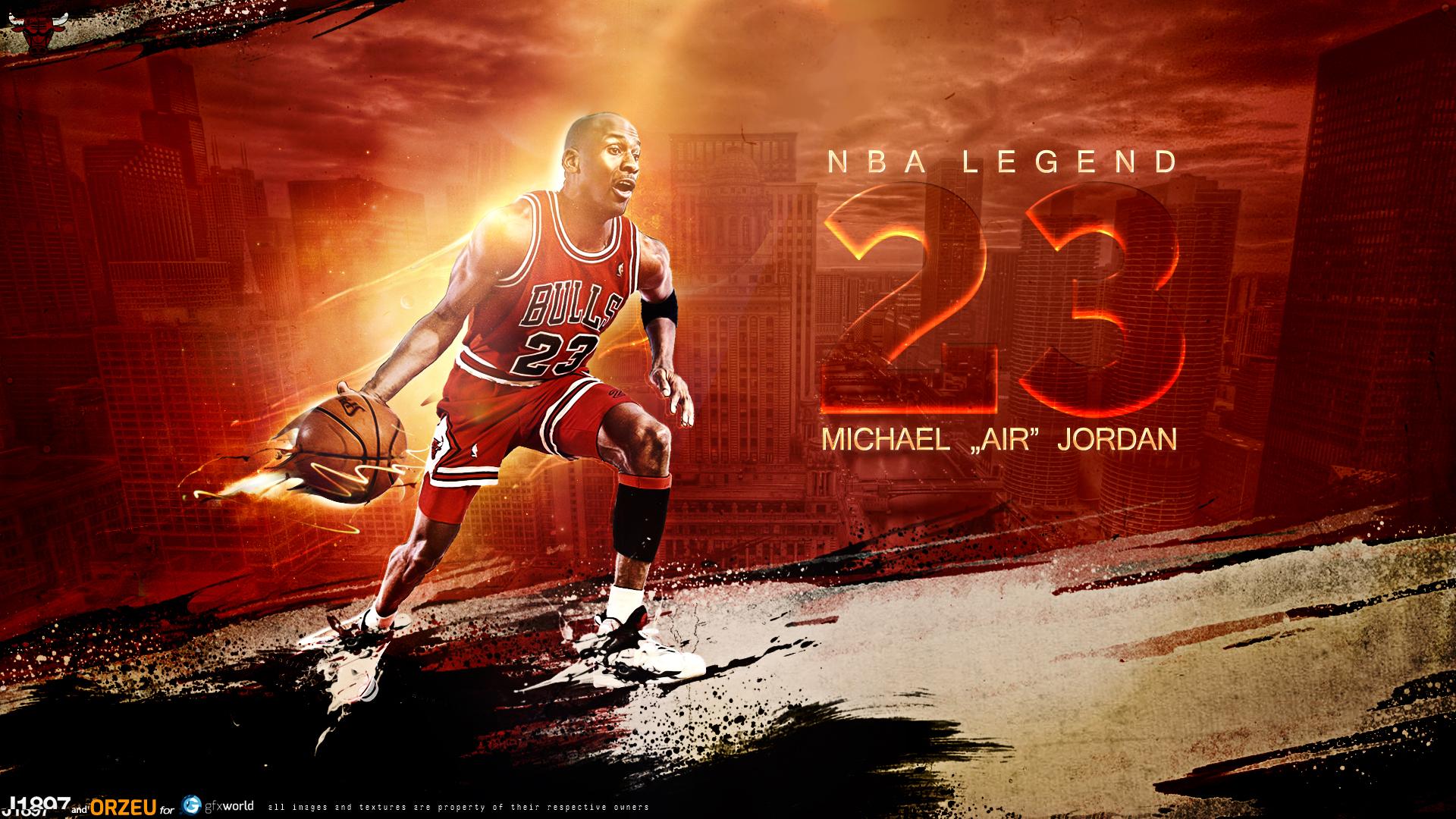 Michael Jordan Fan Art