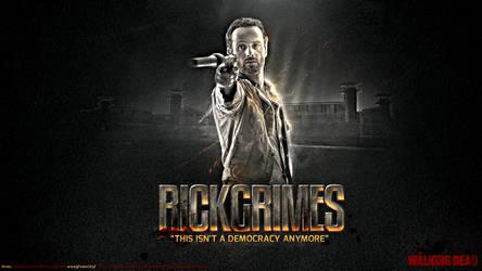 Rick Grimes Walking Dead