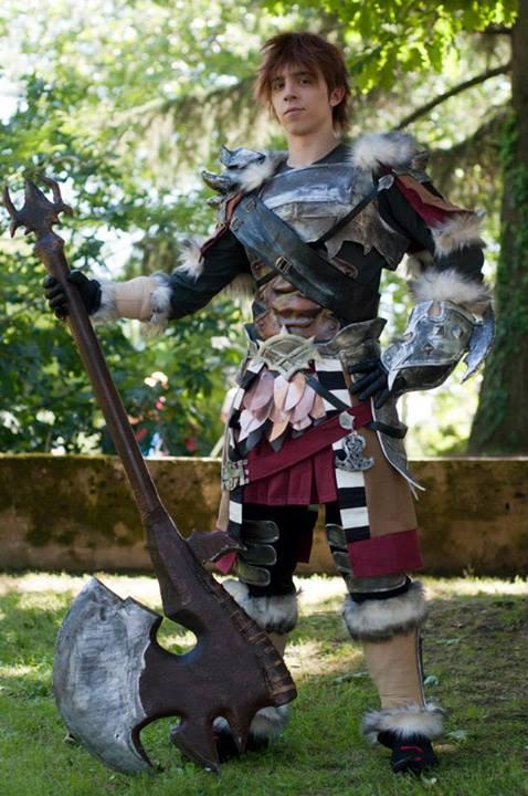 ffxiv warrior cosplay - photo #3