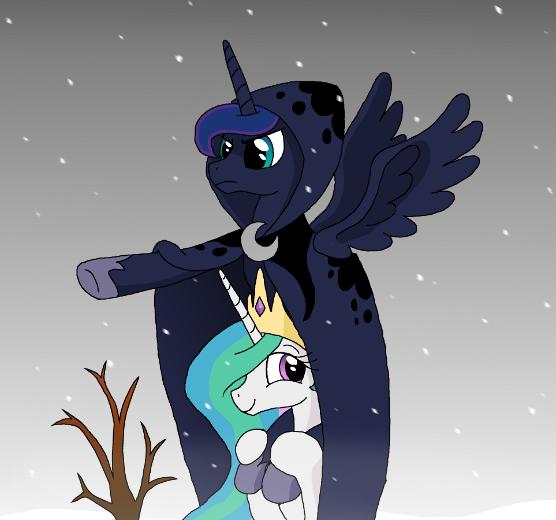 Luna's Secret by manulis