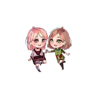 [CM] Ikari and Nami by xXShizuka-ChanXx