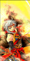 Eternal Fighter by A-Panda-Pus