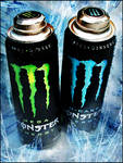 Iced Monster Ad