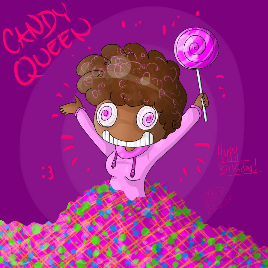 Happy Birthday Candy by RoomsInTheWalls on DeviantArt