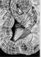 spiderman by nonam