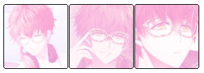 f2u - Mystic Messenger 707 Divider by Pastel--Galaxies