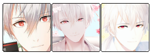 f2u - Mystic Messenger Zen Divider by Pastel--Galaxies