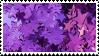 f2u - Purple aesthetic stamp #4 by Pastel--Galaxies