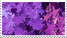 f2u - Purple aesthetic stamp #4 by Pastel--Galaxies