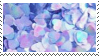 f2u - Purple aesthetic stamp #6 by Pastel--Galaxies