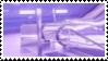 f2u - Purple aesthetic stamp #7 by Pastel--Galaxies