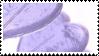 f2u - Purple aesthetic stamp #9 by Pastel--Galaxies
