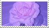 f2u - Purple aesthetic stamp #15 by Pastel--Galaxies