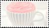 f2u - Pink aesthetic stamp by Pastel--Galaxies