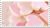 f2u - Pink aesthetic stamp #9 by Pastel--Galaxies