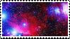f2u - Galaxy aesthetic stamp