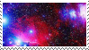 f2u - Galaxy aesthetic stamp by Pastel--Galaxies