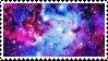 f2u - Galaxy aesthetic stamp #2
