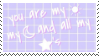 f2u - My sun, moon and stars stamp by Pastel--Galaxies