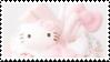 f2u - Pink aesthetic stamp #27 by Pastel--Galaxies