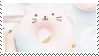 f2u - Pink aesthetic stamp #29 by Pastel--Galaxies