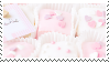 f2u - Pink aesthetic stamp #37 by Pastel--Galaxies