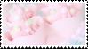 f2u - Pink aesthetic stamp #63 by Pastel--Galaxies