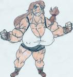 Muscular Tifa