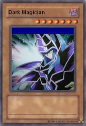 Dark Magician Card by Samir505