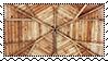 F2U | wooden roof stamp