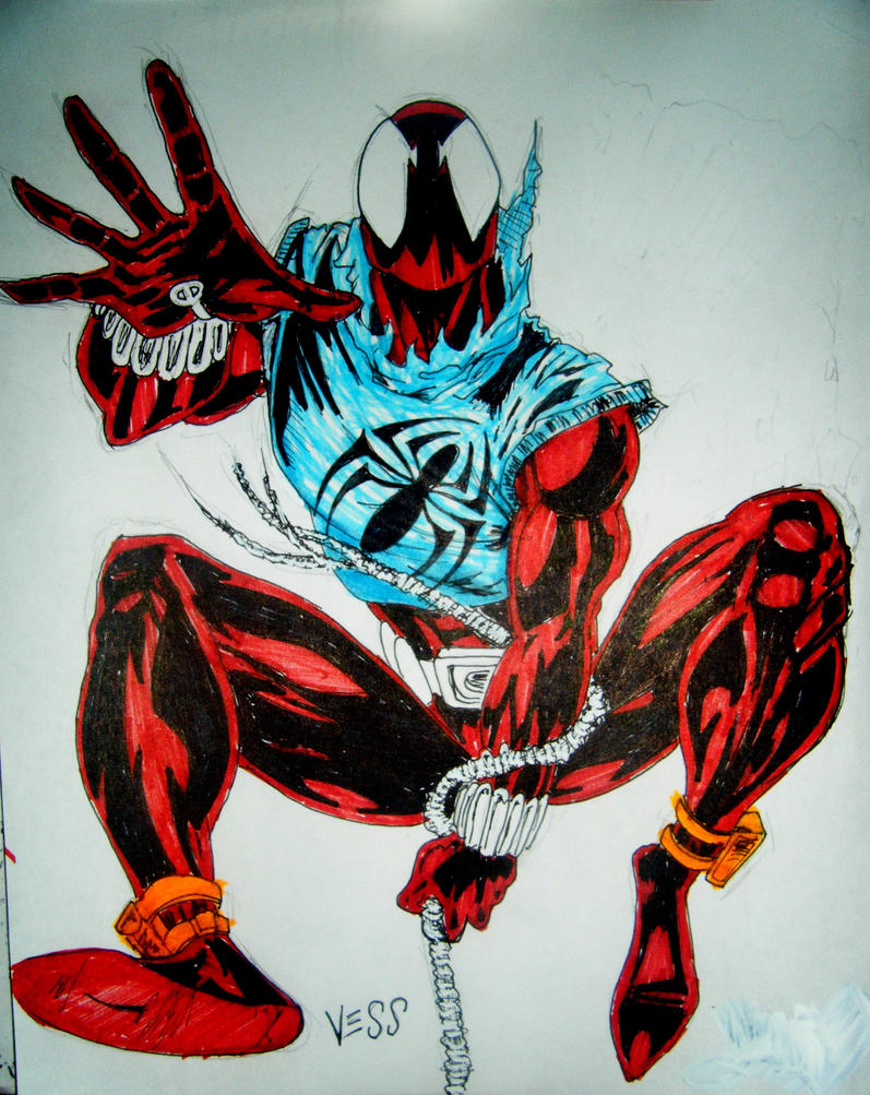 Ultimate spider man tv series venom
