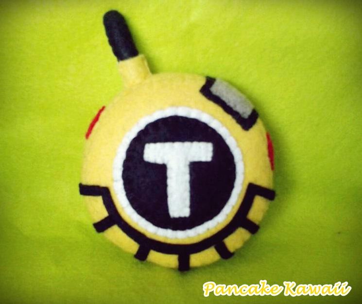 Teen Titans Communicator by talypancake