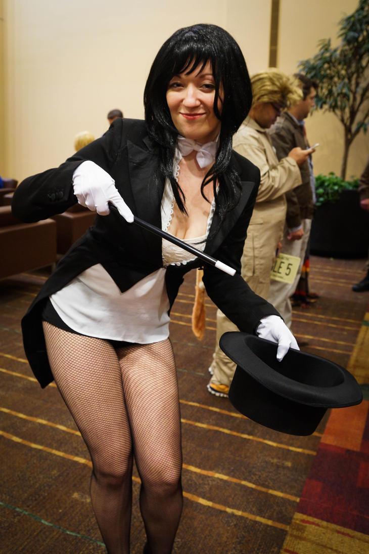 WW Comic Con Indianapolis 2015 Zatanna by SirKirkules