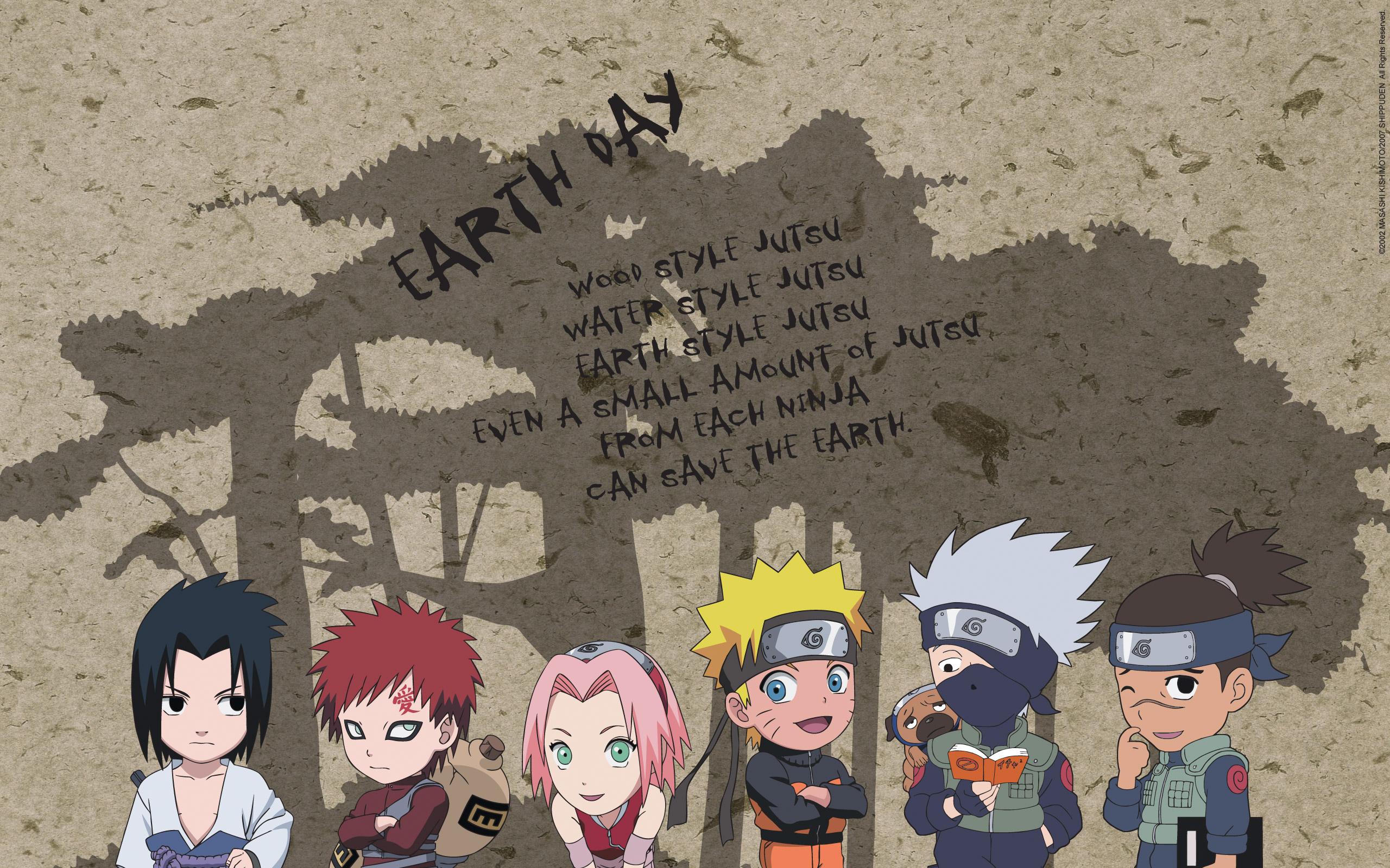 Sasuke Gaara Sakura Naruto