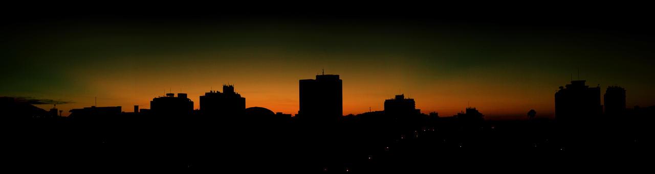 Santa Maria Skyline by gescosteguy