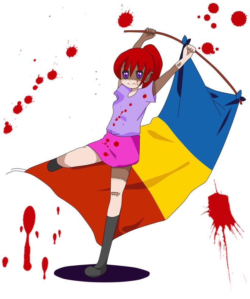 KILL FOR ROMANIA by MaRrIa1994