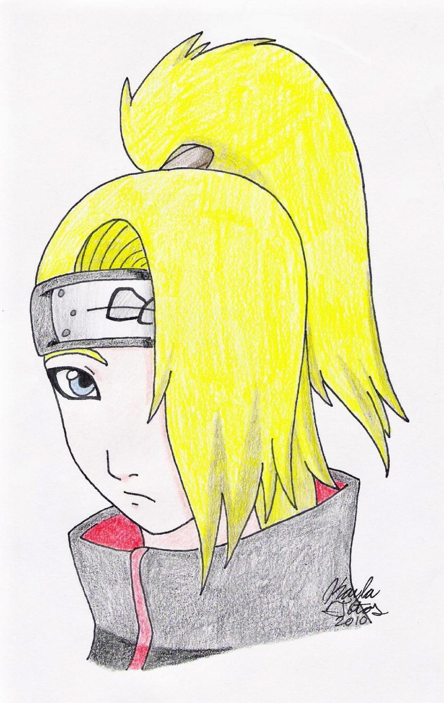 Deidara? by anime-fan-addict
