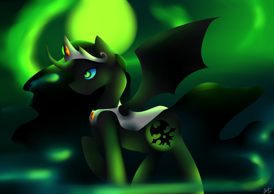 Ruler of Tartarus by Polkadot-Creeper