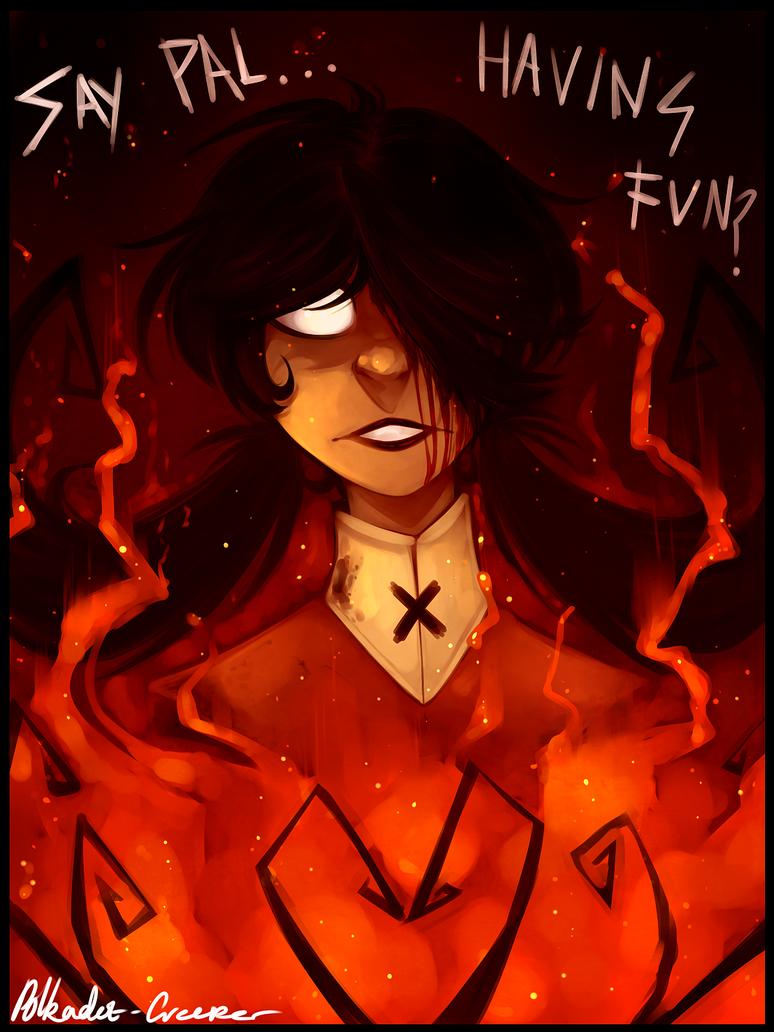 Fire by Polkadot-Creeper