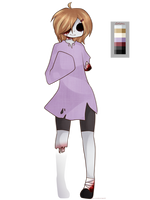 Horror OC: The Bandaged Child by LunaticLily13