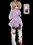 Horror OC: The Bandaged Child
