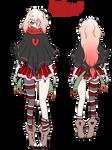 OC: Desdemona