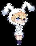.:Cutie pie bunny boy:.